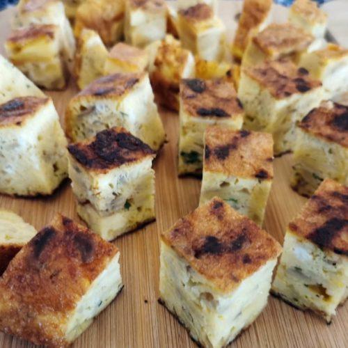 Tortilla version chips