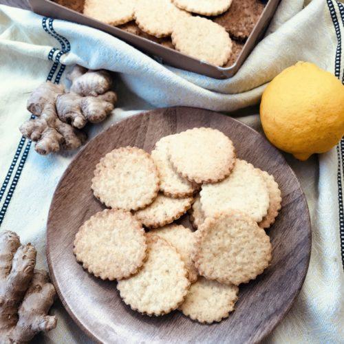sable citron gingembre