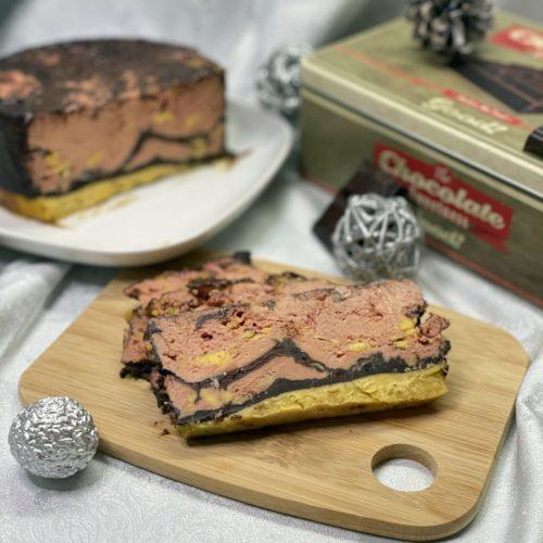 Foie gras chocolat