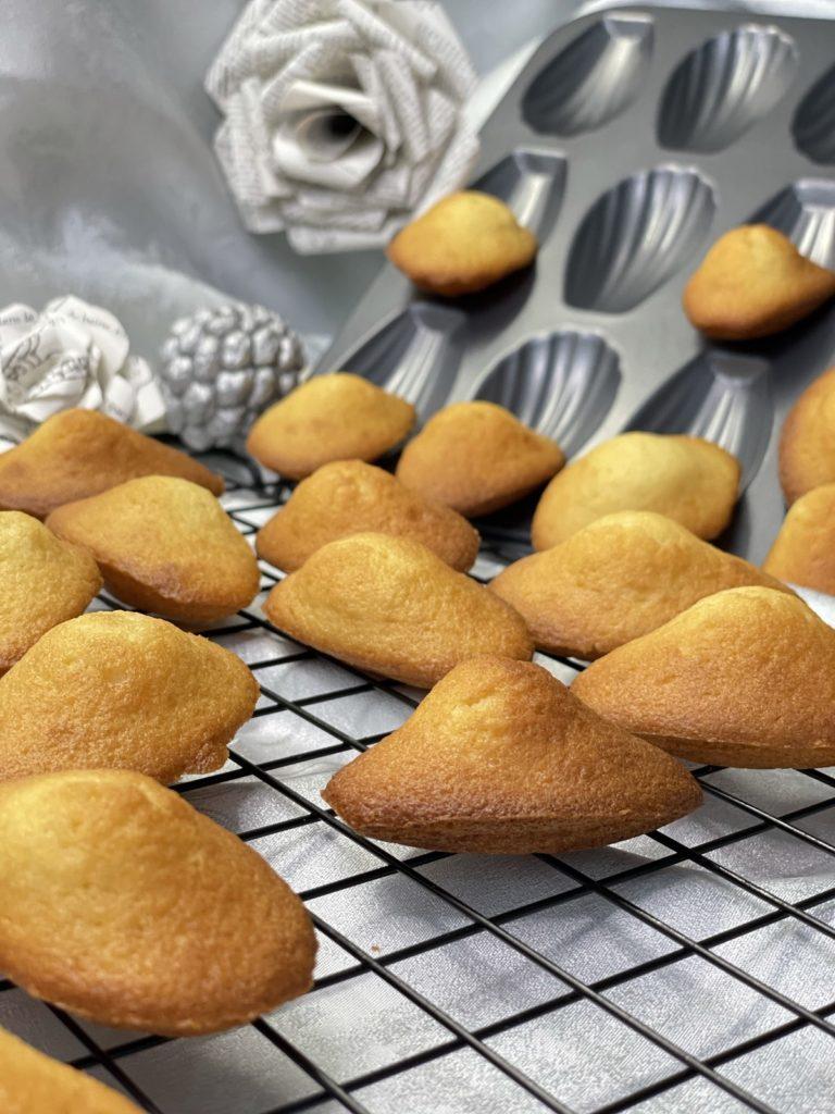 madeleines recette facile