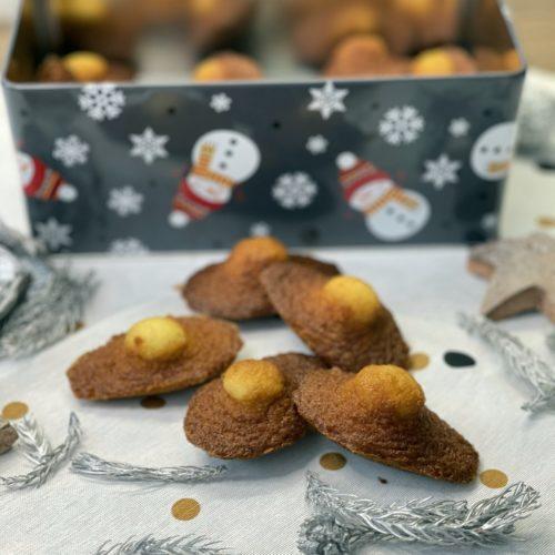 madeleines sans gluten recette facile