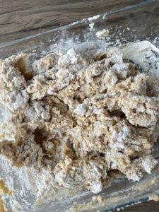 Gnocchis pain dur pestorana