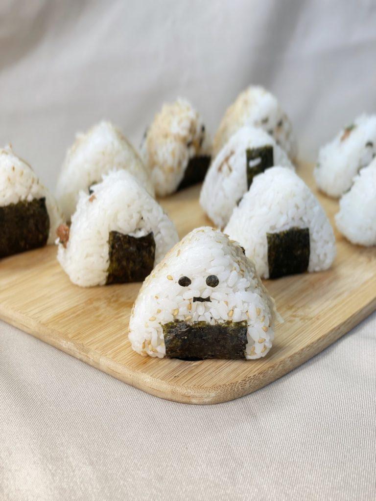 Onigiri, boulettes de riz