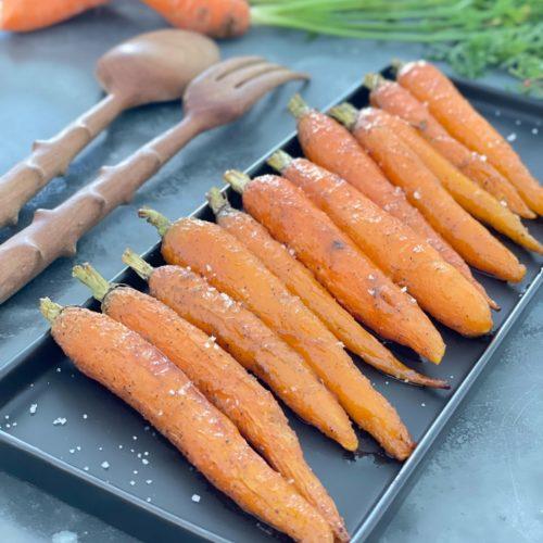 carottes rôties miel épices 0